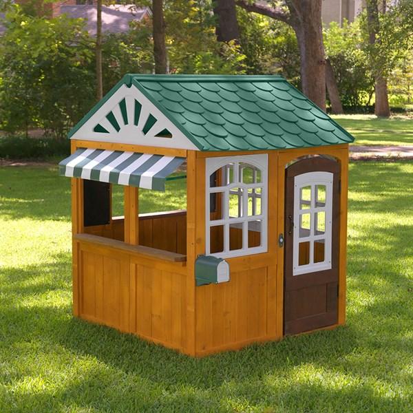 Kidkraft Garden View Outdoor Playhouse