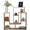Oak Bookcases and Shelves