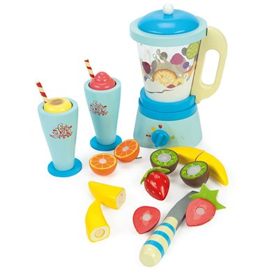 LE TOY VAN WOODEN BLENDER SET with Detachable Jug