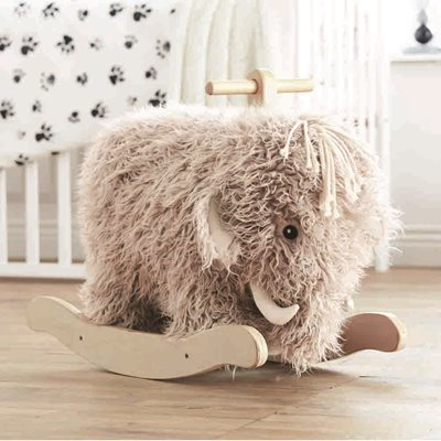 Neo Rocking Ride-On Mammoth Elephant