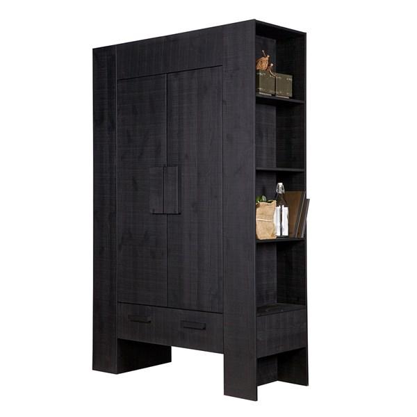 Unique Wooden Style Cabinet