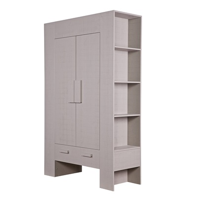 HIDDE CABINET in Taupe