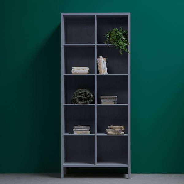 Simple Wooden Bookcase from Woood