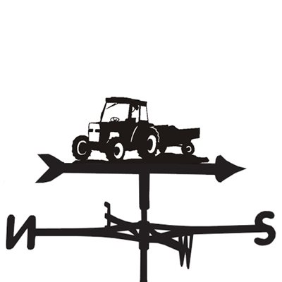 WEATHERVANE in Workhorse Tractor Design
