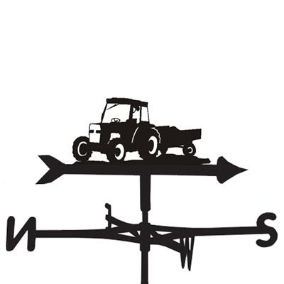 WEATHERVANE in Workhorse Tractor Design