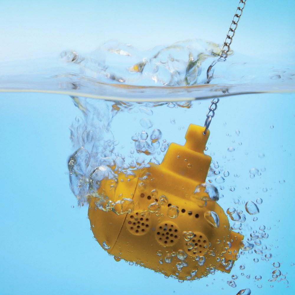 Yellow Submarine Tea Infuser For Loose Tea - Luckies Of London Ltd | Cuckooland