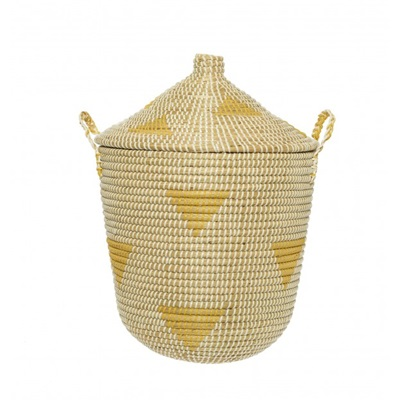 OLLI ELLA STORAGE BASKET in Teepee Design
