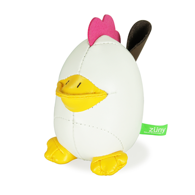 CHICKEN PICO Animal Pen Holder and Paperweight by Zuny