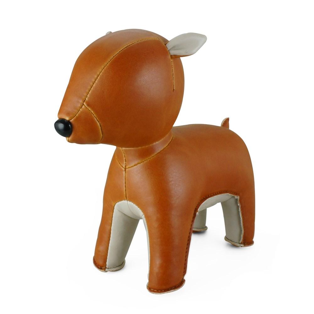 Deer Animal Bookend by Zuny