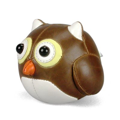 OWL Animal Paperweight by Zuny