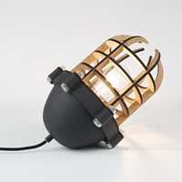 NAVIGATOR TABLE LAMP in Black
