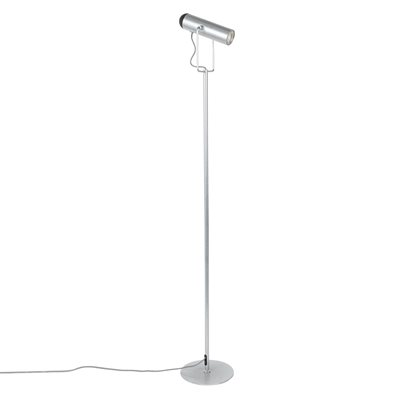 ZUIVER MARLON FLOOR LAMP in Galvanised Iron