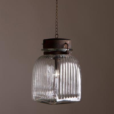 GABE PENDANT LAMP in Glass Design