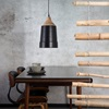 Quirky Ceiling Pendant Wood Lamp