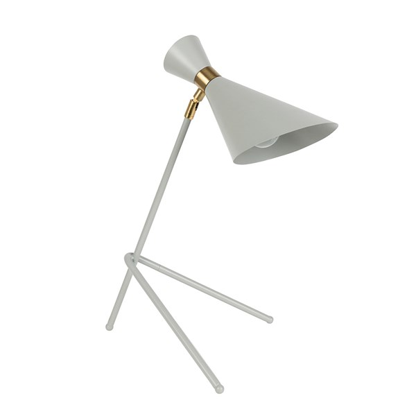 Zuiver Shady Table Lamp in Grey