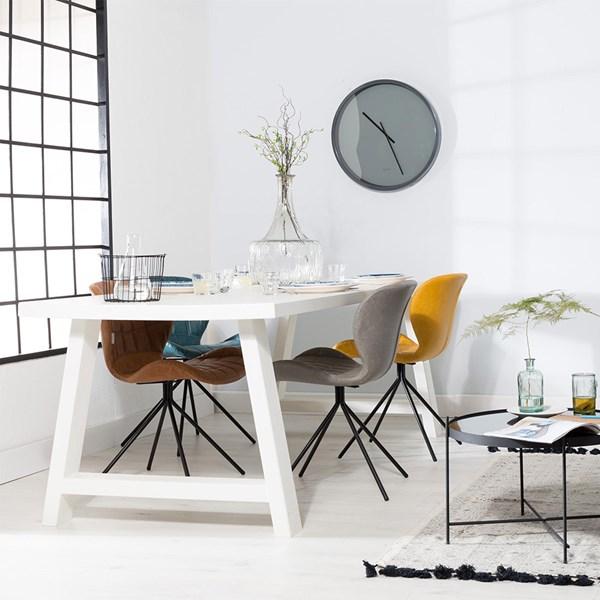 Wooden Dutch Design Kitchen Table