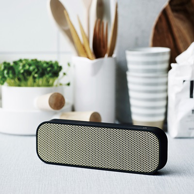 aGROOVE BLUETOOTH SPEAKER in Black
