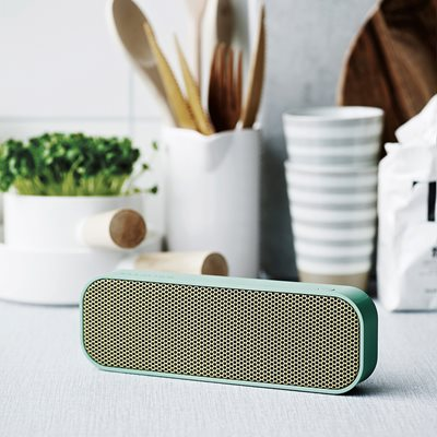 aGROOVE BLUETOOTH SPEAKER in Green