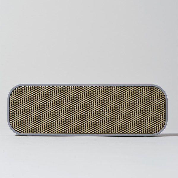 aGroove Bluetooth Speaker in Cool Grey