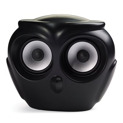 aOWL BLUETOOTH SPEAKER in Black