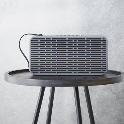 aSOUND BLUETOOTH SPEAKER in Grey