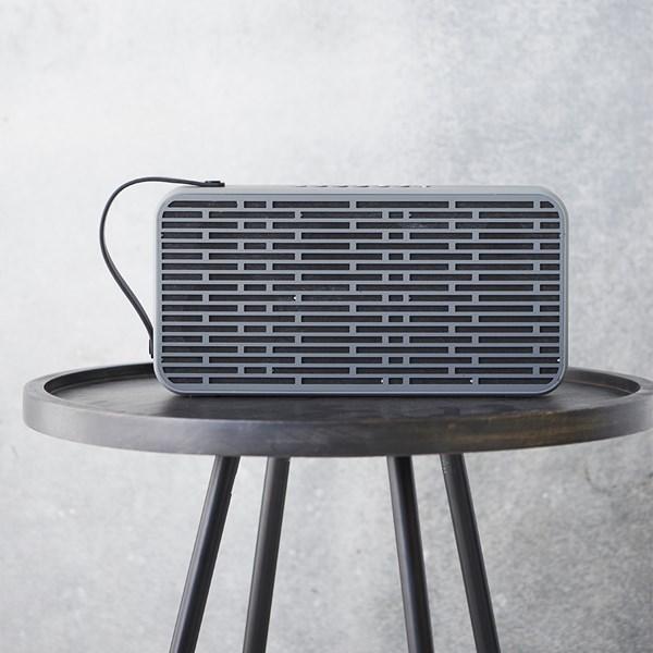 aSound Bluetooth Speaker in Grey