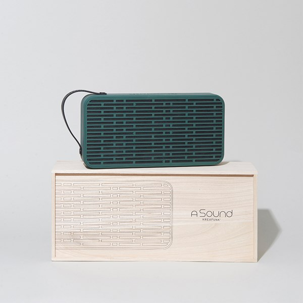 aSound Bluetooth Speaker in Army Green