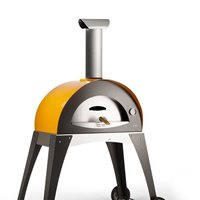 CIAO WOOD FIRED PIZZA OVEN in Yellow