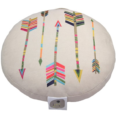 KIDS CUSHION in Arrow Design
