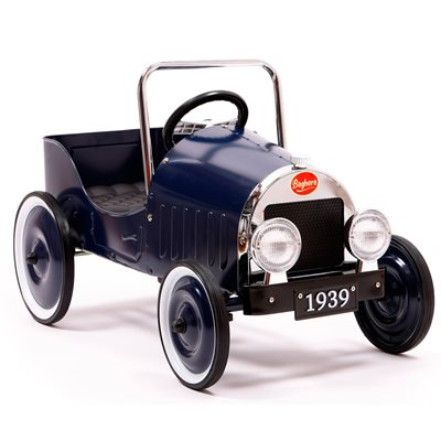 CLASSIC BLUE PEDAL CAR by Baghera