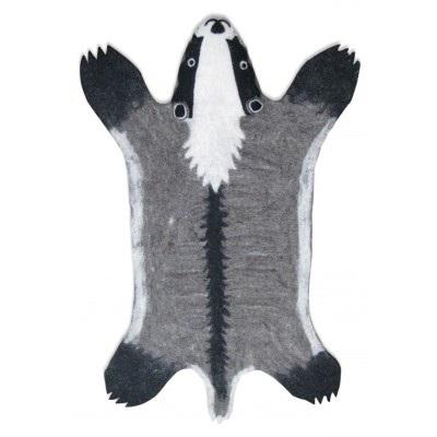 ANIMAL RUG in Billie Badger Design