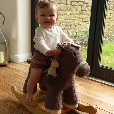 BOBBLE & PIP INFANT ROCKER