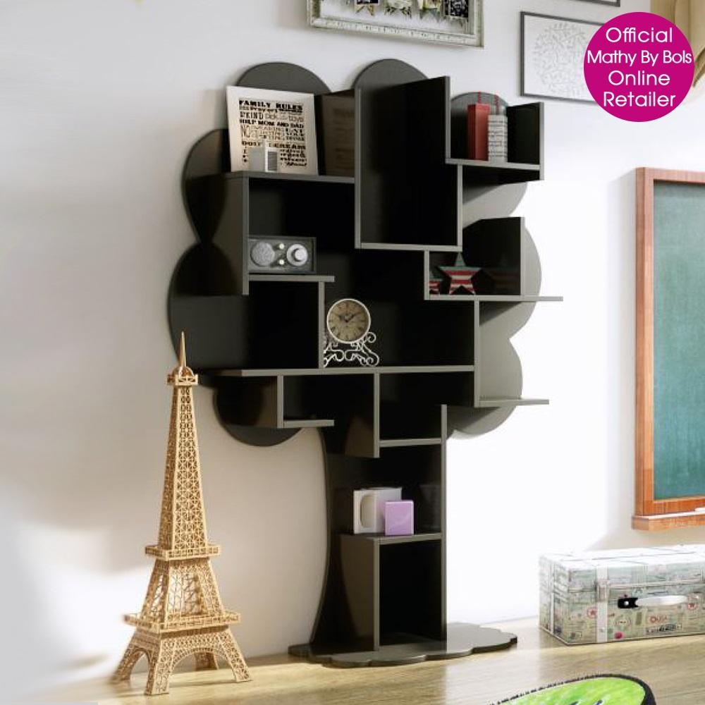 Mathy By Bols Kids Bookcase In Tree Design Kids Bedroom