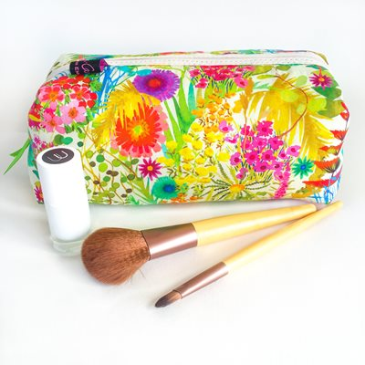 TRESCO LIBERTY BOX COSMETIC BAG