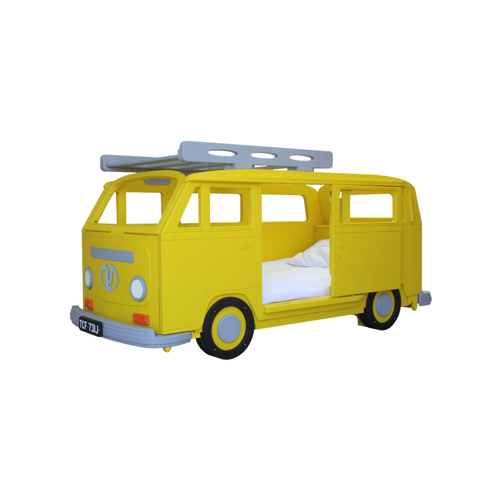 Camper Van Bay Childrens Bed