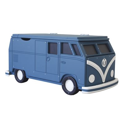 VW CAMPER VAN LARGE TOY CHEST STORAGE