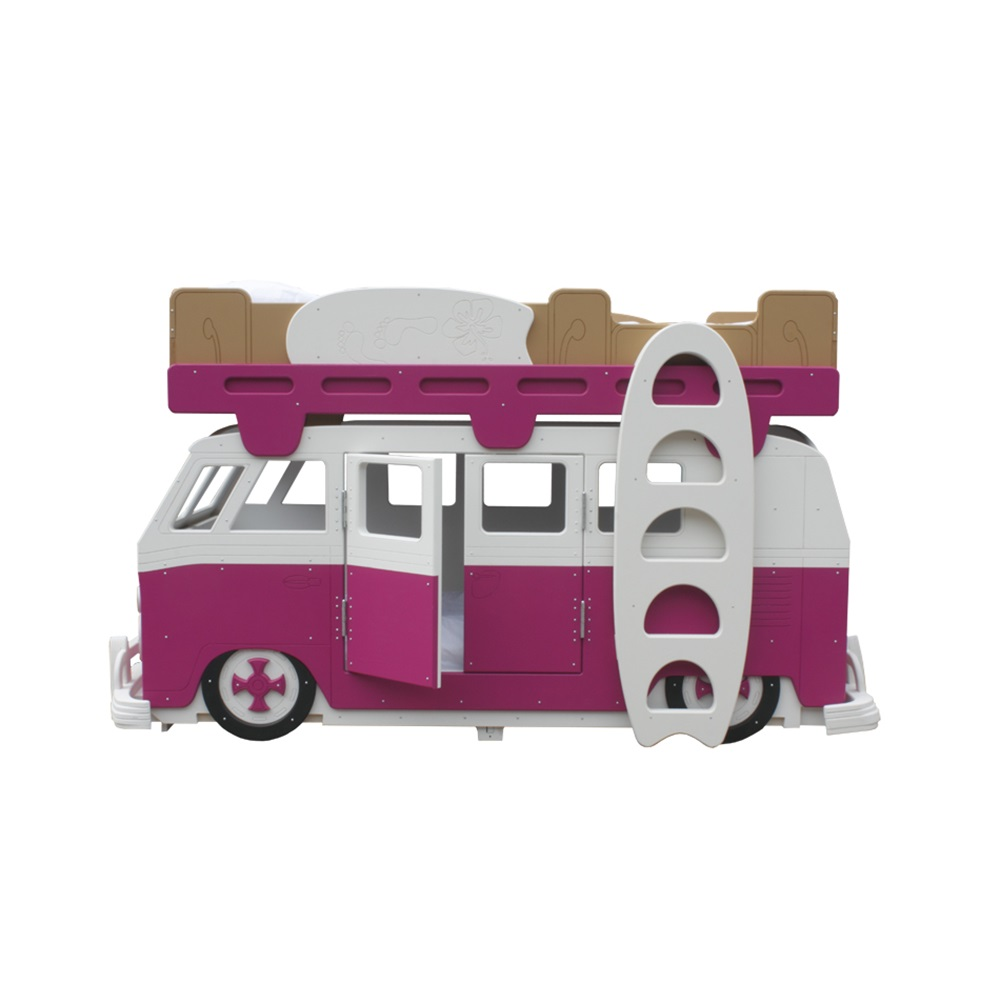Camper Van Childrens Bunk Bed