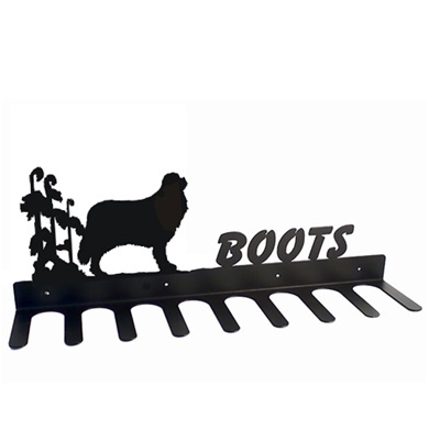 BOOT RACK in Cavalier King Charles Spaniel Design