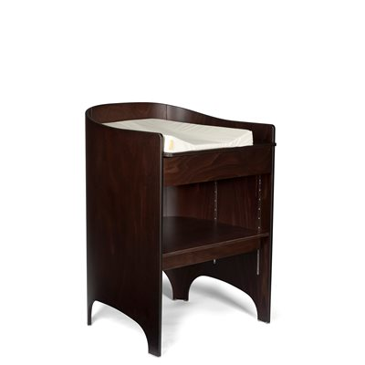 LEANDER Changing Table in Walnut