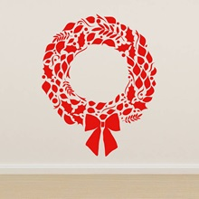 christmas-wreath-wall-sticker-red-2.jpg