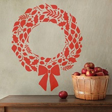 christmas-wreath-wall-sticker-red.jpg