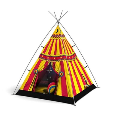 CLOWNING AROUND KIDS TENT by Field Candy