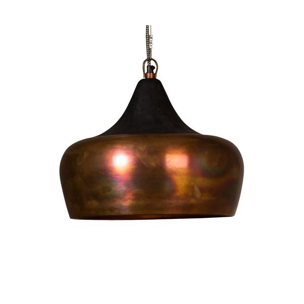 Dutchbone Coco Pendant Lamp in Copper