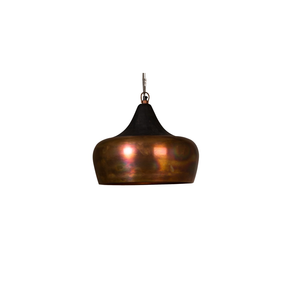 Coco ceiling lamp in copper lighting cuckooland coco copper ceiling lampg aloadofball