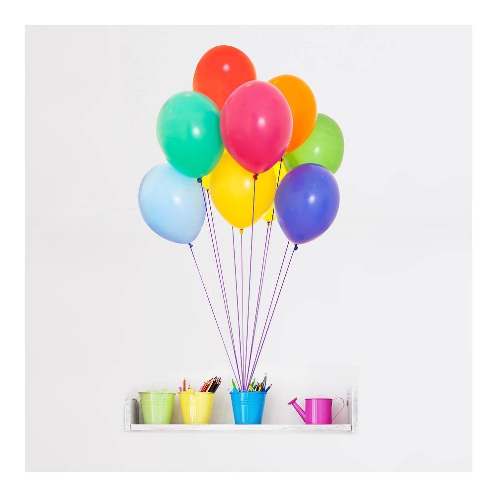 Colourfulballoonsvinylwallstickerg