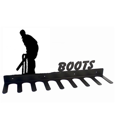 BOOT RACK in Cricket Design