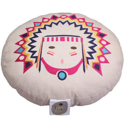 KIDS CUSHION in Tribal Design