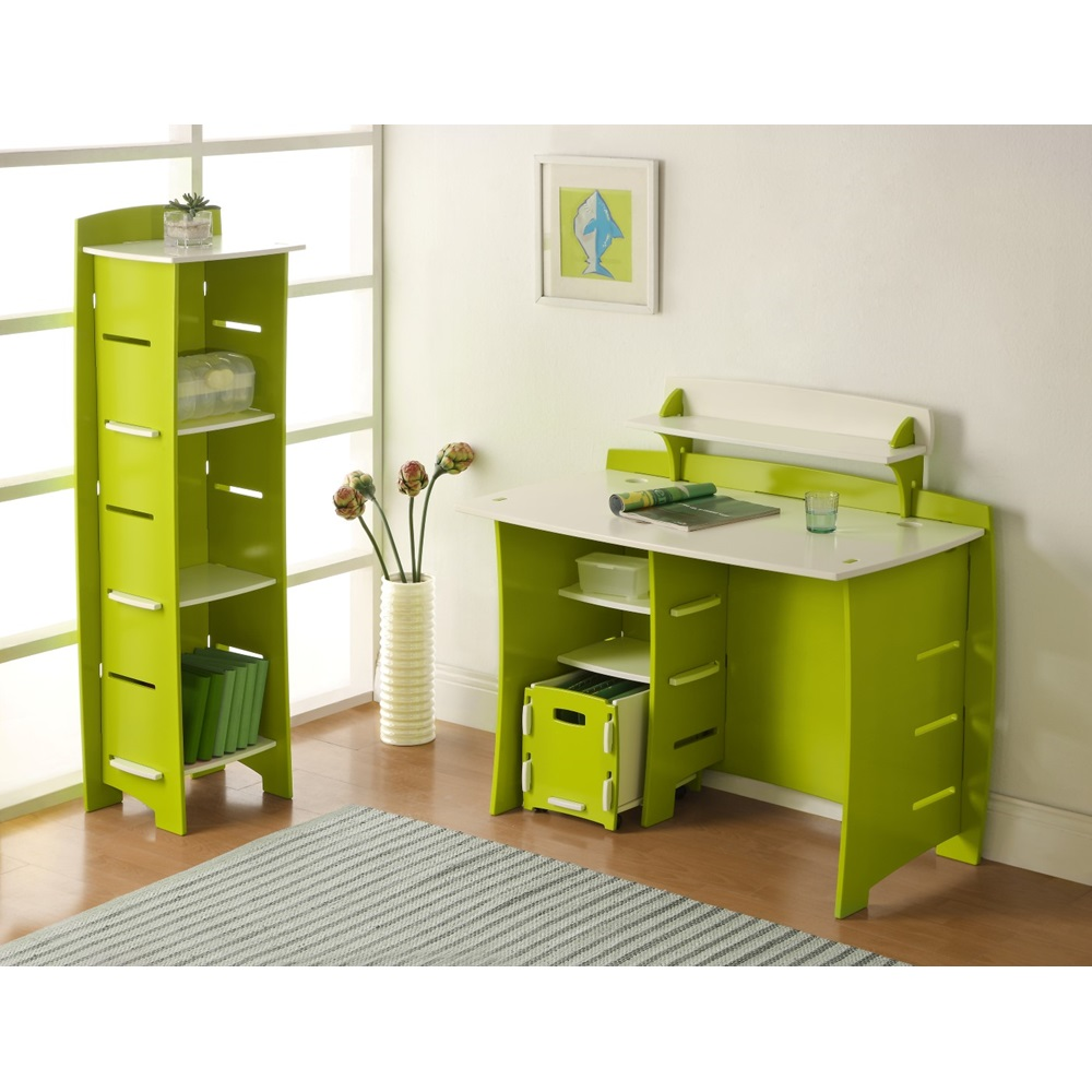Desk Bookshelf Lifestyle Frog Style Legare Easy Fit