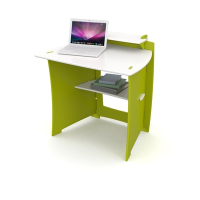 EASY FIT KIDS DESK in 'Frog Collection' Design