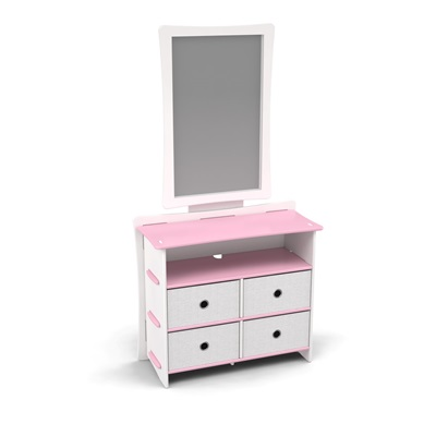 EASY FIT KIDS DRESSER in 'Princess' Design